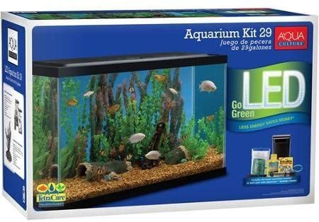 Aquaculture 29 Gallon Aquarium Starter Kit
